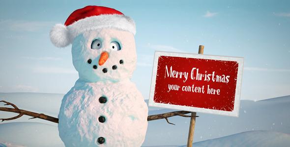 VideoHive Christmas Bobby 3509834