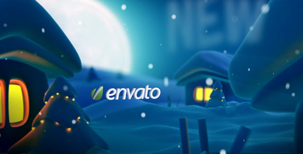 VideoHive New Year and Christmas Greeting 3469081