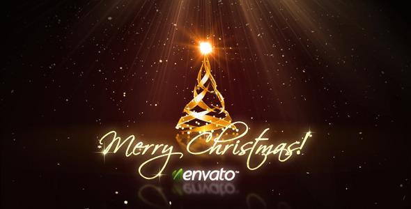 VideoHive Christmas Greetings v2 3527180