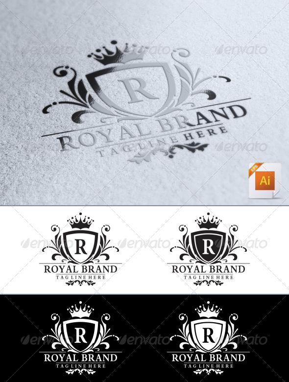 GraphicRiver Royal Brand Logo 3416060