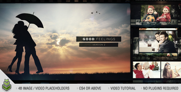 VideoHive Good Feelings v2 3531439