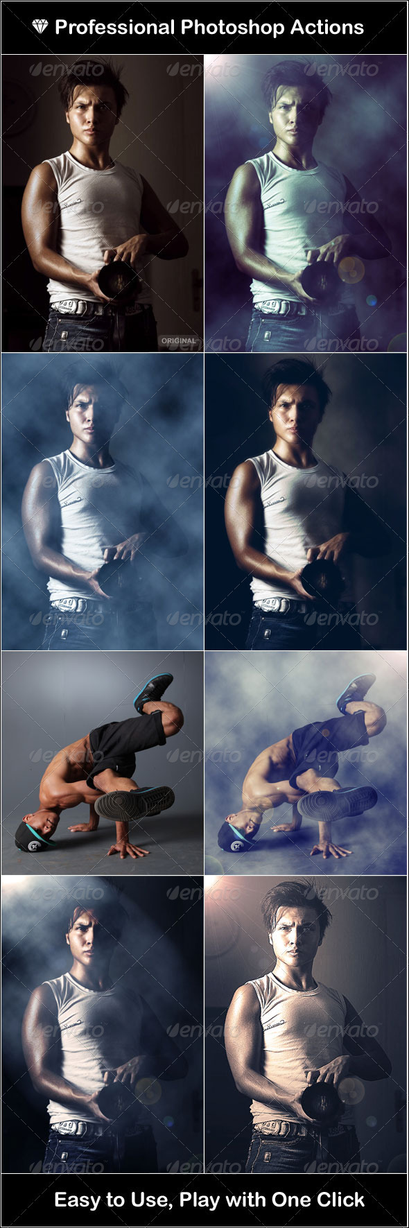 GraphicRiver Professional Actions for Photographers 2781934