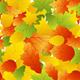 Autumn Seamless  - GraphicRiver Item for Sale