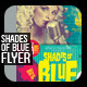 Shades of Blue Flyer - GraphicRiver Item for Sale