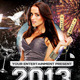 New Year Eve Party - Flyer and FB Cover - GraphicRiver Item for Sale