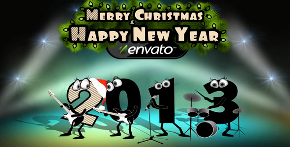 VideoHive Christmas Party 3525363