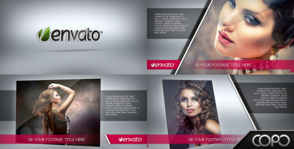 VideoHive Fashion Showcase 3554623