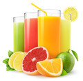 Fresh citrus juices - PhotoDune Item for Sale