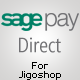 SagePay Direct Gateway for Jigoshop - CodeCanyon Item for Sale