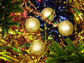 Foil garlands christmas decorations 16 - PhotoDune Item for Sale