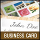Creative Photographer Business Card - GraphicRiver Item for Sale
