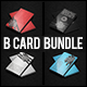 Graphic Designer Business Card Bundle - GraphicRiver Item for Sale
