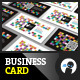 Creative Squares - Business Card - GraphicRiver Item for Sale