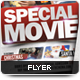 Movie Flyer Template - GraphicRiver Item for Sale