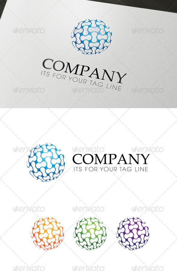GraphicRiver Company Logo 3603829