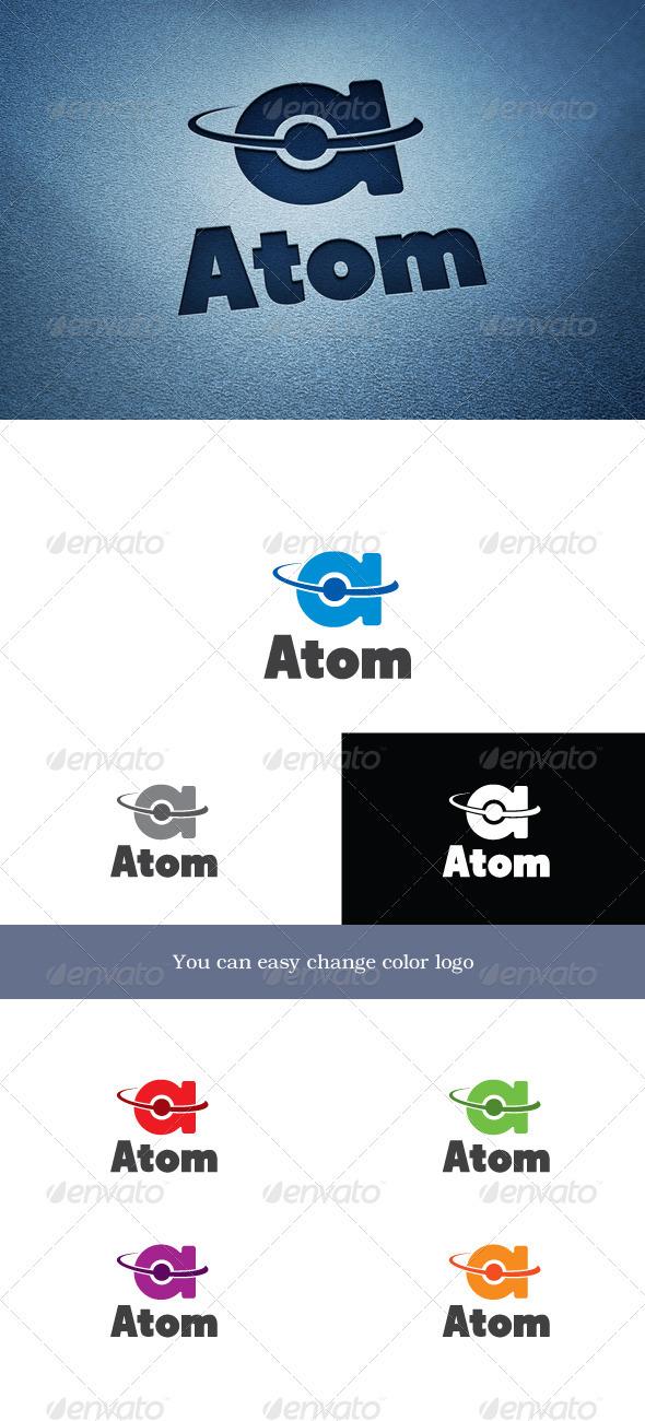GraphicRiver Atom 3603830