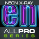 Neon X-Ray Layer Styles - GraphicRiver Item for Sale