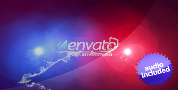 After Effects Project - VideoHive Particle Friction Logo 387344
