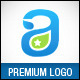 Eco Alpha Abstract Logo Template - GraphicRiver Item for Sale