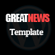 Great News Responsive Wordpress Theme - ThemeForest Item for Sale