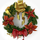 Christmas Wreath 1 - 3DOcean Item for Sale