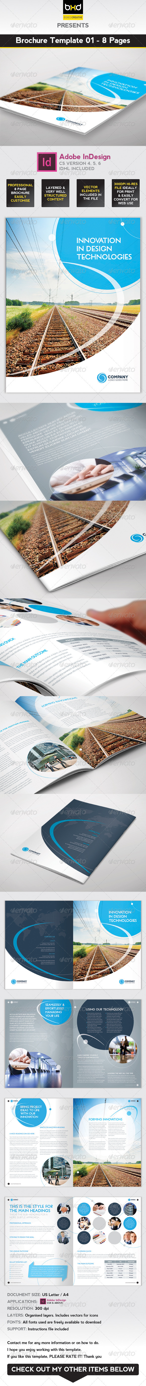 GraphicRiver Brochure Template InDesign 8 Page Layout 01 3549596