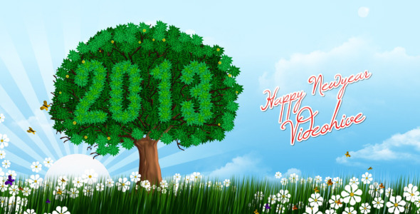 VideoHive Happy New year 3635581