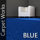 AJD Carpet Works - BLUE - 3DOcean Item for Sale