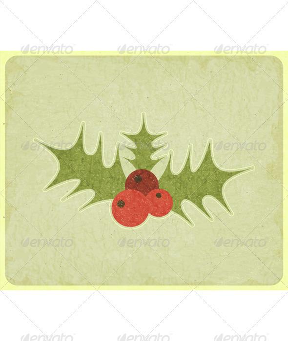 GraphicRiver Christmas Mistletoe 3638417