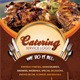 Catering Menu Template (Flyer) - GraphicRiver Item for Sale