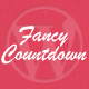 Fancy Countdown - Wordpress plugin - CodeCanyon Item for Sale