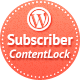 Subscriber Content Lock for WordPress - CodeCanyon Item for Sale