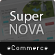 SuperNova - e-Commerce Responsive Theme - ThemeForest Item for Sale