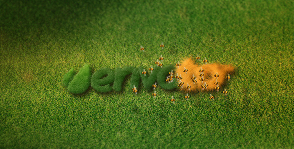 VideoHive Bee Logo Reveal 3661186