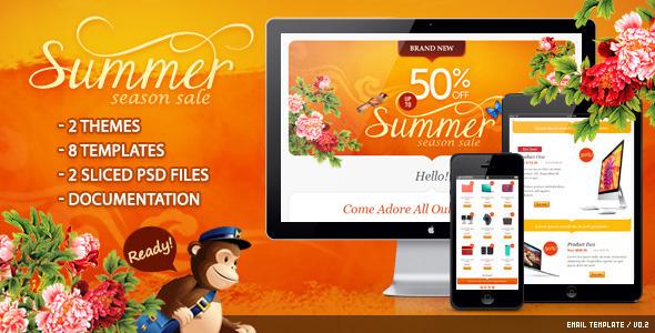 ThemeForest Summer Season Sale 3572598