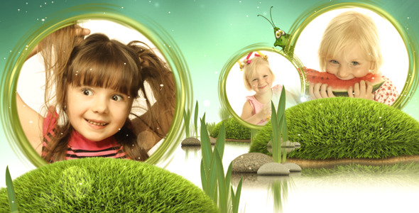 VideoHive Lovely Islands 3675657