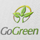 Go Green Logo - GraphicRiver Item for Sale