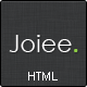Joiee - Multipurpose Responsive HTML5 Template - ThemeForest Item for Sale