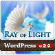 Ray Of Light - Theme For Religious Movements - ThemeForest Item for Sale