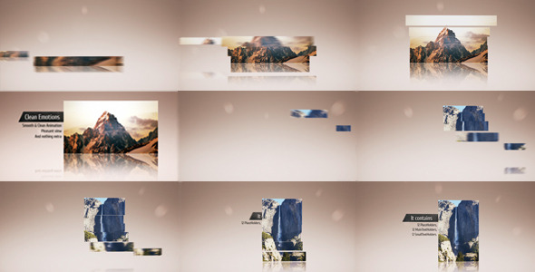 VideoHive Clean Emotions 3661680