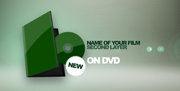 After Effects Project - VideoHive 3D DVD Cover Promotion 397197