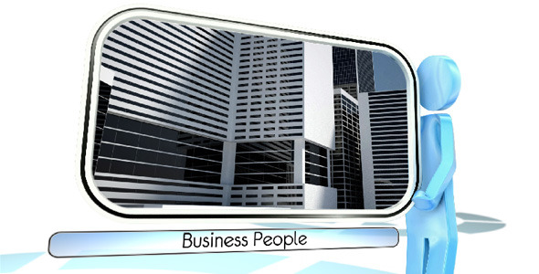 After Effects Project - VideoHive Business People 397222