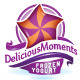 Delicious – Frozen Yogurt Logo - GraphicRiver Item for Sale
