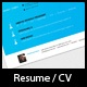 Interactive clickable Premium Resume CV Set - GraphicRiver Item for Sale