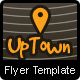 Uptown Local Business Flyer Template - GraphicRiver Item for Sale