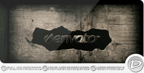 After Effects Project - VideoHive Demolition 335323