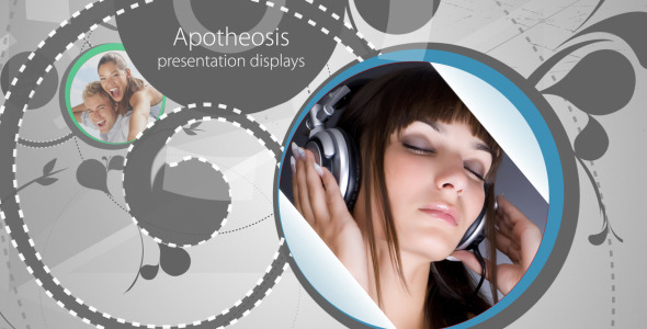 After Effects Project - VideoHive Apotheosis Presentation Displays 400732