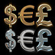 Money Symbol Pack - VideoHive Item for Sale