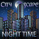 Night Time Cityscape - ActiveDen Item for Sale