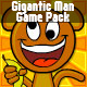 Gigantic Man Game Pack